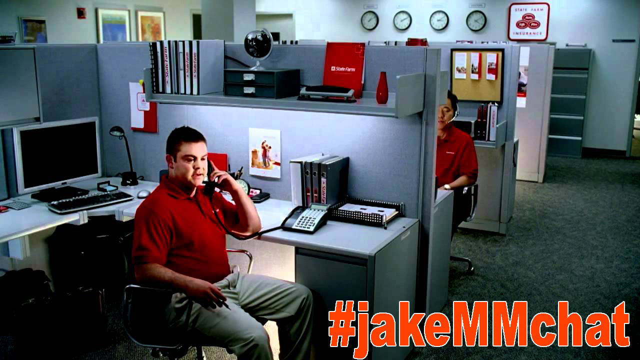 Metter Media Chats With Jake from State Farm